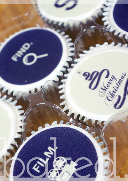 Individual 6 Cupcake Corporate Gifts