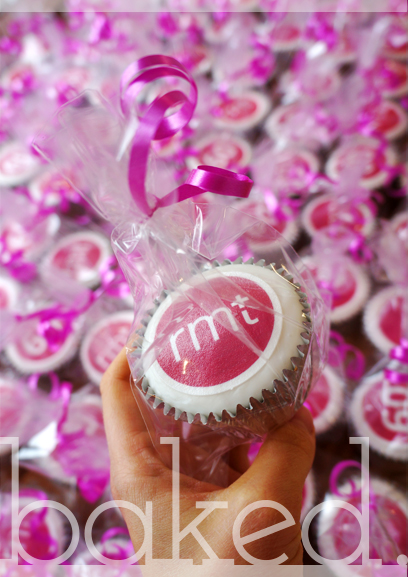 Corporate Cupcake Gifts