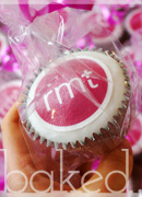 Corporate Cupcakes Favours